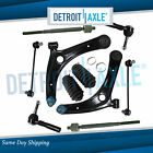 2007-2016 Jeep Compass Patriot 10pc Front Lower Control Arm Set & Suspension Kit
