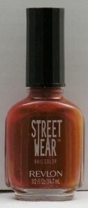 Revlon Street Wear Nail Color - Stain #12