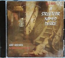 A STREETCAR NAMED DESIRE - JERRY GOLDSMITH - VARESE SARABANDE - 1995 CD