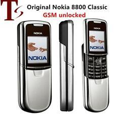 Pristine Condition Nokia 8800 various colour (Unlocked) Mobile Phone+ Warranty