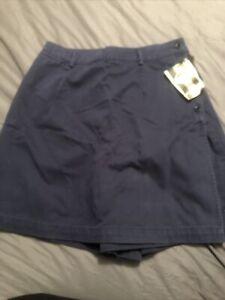Woman's Nike Golf Skirt/ Skort NWT $48 Sz 8