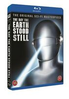 The Day The Earth Stood Still (1951) (Region Free) Blu Ray