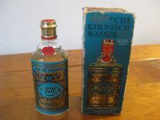Vintage 4711 Cologne Echt Kolnisch Wasser Eau De Cologne 50 ml in Box