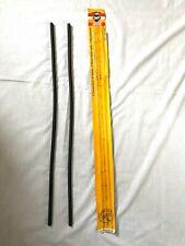 Limpiaparabrisas Gomas 600mm x 2