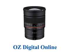 New Samyang MF 85mm F1.4 Z (Nikon Z) Lens 1 Year Au Warranty
