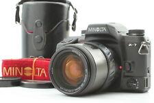 [Exc+5] Minolta Maxxum Dynax α-7 a-7 SLR W/ 28-85mm 2.5-4.5 AF From JAPAN#187