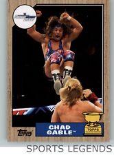 2017 WWE Heritage #45 Chad Gable
