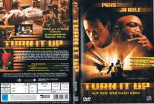 TURN IT UP --- Ghettodrama --- Hip Hop --- Rap --- Ja Rule --- Jason Statham ---