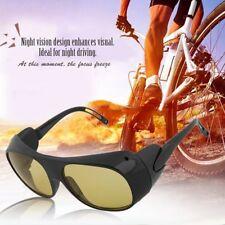 Men Women Night Vision Driving Glasses Goggles Anti Glare Anti Wind Goggles OL