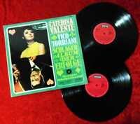 2LP Caterina Valente & Vico Torriani: Schlageralbum der Erfolge (Decca H 226) D