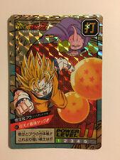 Dragon ball Z Super battle Power Level Double Prism 617