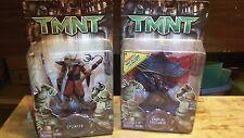 TMNT Teenage Mutant Ninja Turtles Anime Movie 2007 Splinter Vampire Succubor NEW