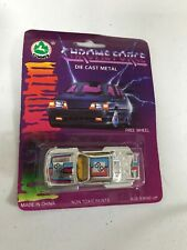 Summer, Diecast Toy Car Rare Silver CHROME FORCE, Free Wheel New Unopened Pkg