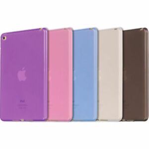 """For Apple iPad Mini 1 / 2 / 3 (7.9"""")  SOFT RUBBER SILICONE GUMMY CASE SKIN COVER"""