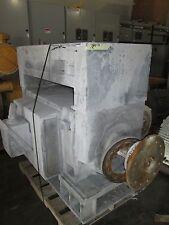 GE  Motor  3K511EN3210  300HP  1200 RPM's  5011L Frame  2300V  113A