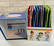 Hooked on Phonics Complete Learn to Read Box Kit Pre-K to 2nd Grade - Levels 1-8