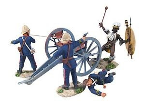 "RETIRED! British Royal Artillery 7 lb. Gun & Crew #2 ""Last Shot"" Britains #20089"