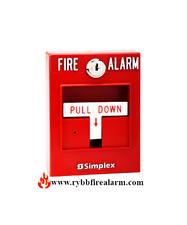 SIMPLEX 4099-9004 PULL STATION IDNET P/N:06501205
