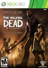 The Walking Dead Game  (Xbox 360) (2013)