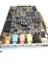 Creative Audigy PCI soundcard SB0090 OEM 24/96 EAX HD FAST POST