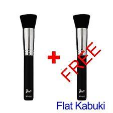 Petal FLAT Top Synthetic Kabuki Face Brush + FREE $20 Value FLAT Top Kabuki