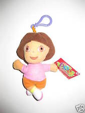 """Dora the Explorer Clip-On 5.5"""" Brand New with Tags On"""