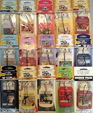 Yankee Candle 3 Pack Car Jar Car Air Freshener - Variety or Same