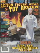 Lee's Action Figure News &Toy Review #61 Star Trek/Starship Troopers/Warrior Nun