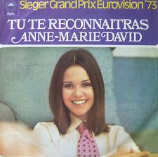 "7"" GRAND PRIX 1973 M-? ANNE-MARIE DAVID : Tu Te Reconnaitras"