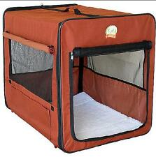 Large Travel Kennel Portable Crate Soft Dog Big Portable Folding Dog Cage Pets