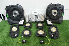 Altoparlanti Bang & Olufsen BMW Serie 5 F10 F11 Speakers set b&o originale