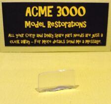 Dinky 166 RENAULT R16 reproduction repro plastique transparent Coffre Arrière Fenêtre