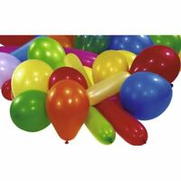 25pk Value Assorted Shape Balloons Birthday Celebration Party Decorations