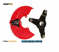 RFX Pro Series Brake Disc Guard & Mount Honda CR 125 250 2003 2004 2005 2006