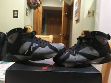 Nike Air Jordan 2011 Retro 7 VII Black Bordeaux Size 9.5 OG 1 2 3 4 5 6 8 9 10