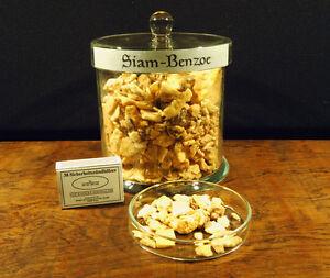 Siam - Benzoe Benzoeharz (Styrax tonkinensis) 20gr