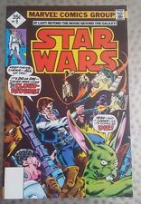 Marvel Comics Group, Star Wars #9, March 1978, VF/NM, Han Solo, Chewbacca