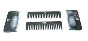 Buddha4all Exquisite Natural Ox Horn Hair Comb-Wide Tooth Detangling Comb