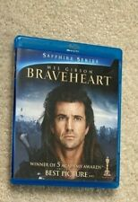Braveheart Blu-ray 2-Disc Set, Sapphire Edition Mel Gibson 2009