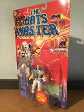 MOC The Bots Master Ziv Zulander Toy Biz 1994 The Boyzz