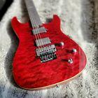 Chapman Guitars Norseman ML-1 2016 Strandhugg Rod Trans Red Floyd Rose w/Gig bag for sale