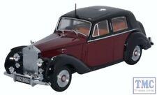 43RSD001 Oxford Diecast 1:43 Scale O Gauge Rolls Royce Silver Dawn/Std Steel