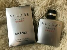 CHANEL ALLURE HOMME SPORT edt 100 ml 100 % Authentic