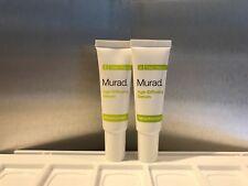 Murad Resurgence Intensive Age Diffusing Serum 10ml each, total 2 X 1oz = 20ml