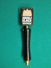 Rare Redhook Double Black Stout Tap Handle Beer bar pub keg Kegerator