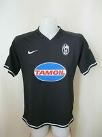 Juventus 2006/2007 Away Sz M Nike football shirt jersey mailot soccer Nedved era
