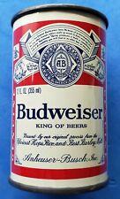 Vintage Budweiser Metal Steel Beer Can Bic Cigarette Lighter Holder