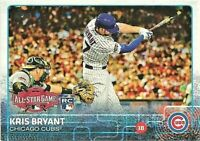 Kris Bryant 2015 Topps Update US242 All Star Rookie Rc Chicago Cubs