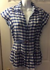 7ba6aa84e69 Free People Plaid Tops for Women for sale