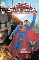 Batman Superman #1 Superman Variant 1st App Dark Shazam DC Comic 2019 unread NM